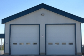 Garage commercial